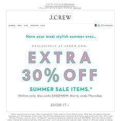 J.Crew - Shop the summer sale at jcrew.com