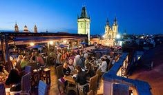 7 Restaurants And Bars With The Best Views Of Prague