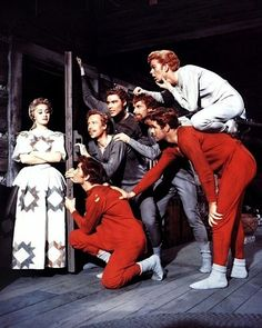 Jane Powell, Old Hollywood Glam, Classic Hollywood, Russ Tamblyn, Film Musical, Lloyd Bridges, Star Wars, Shall We Dance, Fantasy Movies