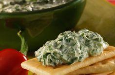 Warm Spinach-Garlic Spread | Snackpicks - Ideas to Snack On
