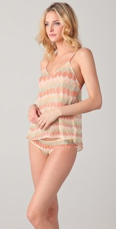 Cute sleepwear by La Fee Verte