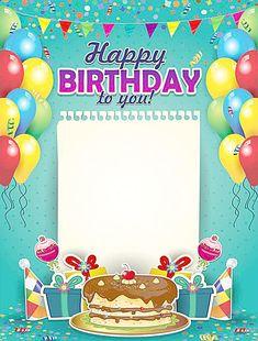 Happy Birthday Cards Online, Happy Birthday Gif Images, Birthday Party Images, Birthday Background Images, Happy Birthday Invitation Card, Happy Birthday Frame, Birthday Frames, Happy Birthday Messages, Happy Birthday Greetings