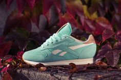 Reebok Classic Leather WMNS-Suede Pack-4