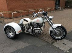 2011 Custom Harley 'Daisy Duke' Trike,  recently auctioned on eBay with a Classified Ad Price: £10,995 (or Best Offer),  Contact Seller: 01924235655,  Item Location: Liversedge, West Yorkshire, UK.   http://www.ebay.co.uk/itm/Custom-Harley-Style-Trike-Daisy-Duke-/122107323602?hash=item1c6e29e4d2%3Ag%3AqEcAAOSwU-pXqdWt