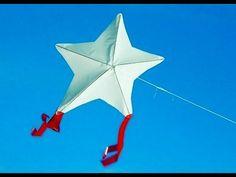 Como hacer una cometa, kite, barrilete, papalote