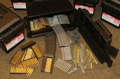 How to Properly Store Ammo - Guns & Ammo