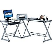 Buy Techni Mobili Computer Desk, Clear (RTA-3802) at Staples' low price, or read customer reviews to learn more.