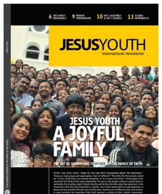 JesusYouth International Newsletter August 2014 edition - Read the digital…