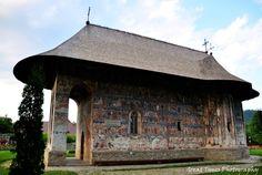 Humor monastery, Romania