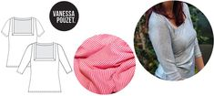 Top Wanted - Vanessa Pouzet - Version Grossesse - #memadematernity