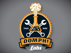 Logo Design – Oomph Labs 1