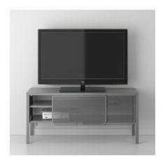 NITTORP Mueble TV - gris oscuro - IKEA