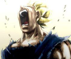 Dragon Ball Z Vegeta's Sacrifice
