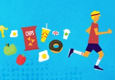 Ever wonder what exactly those calories we consume every day are used for? Here are all the answers.