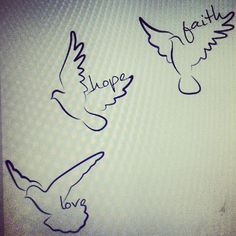 @Amanda Snelson Johnson sooo i kinda want to get a small tattoo with you and Nessi...what do u think of doing so? and Maybe something like this??                                                                                                                                                     Mehr