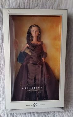 Chocolate Obsession Barbie