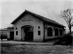 Morris Park Station unknown date Bronx, NY
