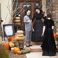 Want to host a Halloween party but aren't sure where to start? Browse our creative Halloween party themes--for both kids and adults--to get inspired by decorating ideas and delicious menus and recipes. Bonus: We have free dow