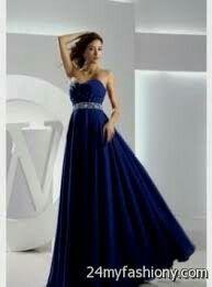 Strapless Dress Formal, Formal Dresses, Ball Gowns, Blue, Fashion, Ball Gown Dresses, Moda, Formal Gowns, La Mode