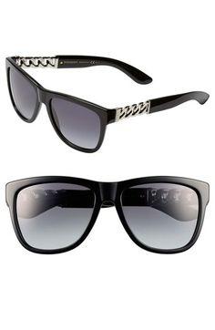 ed7b5f98d769 Saint Laurent 56mm Oversized Sunglasses