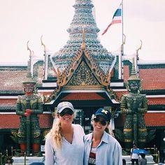 Wolverines take on Thailand!