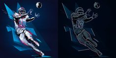 Nike — NFL Color Rush on Behance