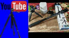 Best Tech Gear for YouTubers on A Budget-CamKix Tripod Kit