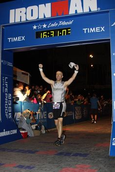 WOW!!!! Highlights from 2013 IRONMAN Lake Placid - featuring Derek Fitzgerald, the first person ever to survive cancer, a heart transplant and to go on to complete an Ironman - 2.4 mile swim, 112 mile bike, 26.2 mile run...the last minute is a MUST SEE!!!