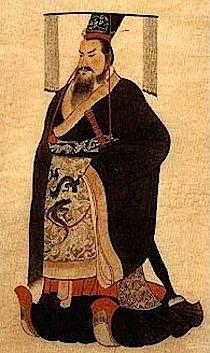 Qin Shi Huang, il primo imperatore della Cina