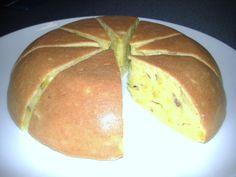 ☆炊飯器で豆腐フワフワさつまいもケーキ☆(オイル、砂糖なしでOK)