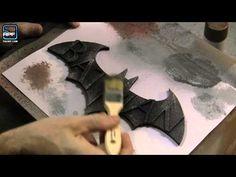 Batman Arkham City Grapple Gun Prop Build