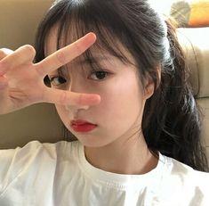 Ulzzang Korean Girl, Cute Korean Girl, Asian Girl, Korean Beauty, Asian Beauty, Very Pretty Girl, Beautiful Girl Wallpaper, Cute Girl Face, Uzzlang Girl