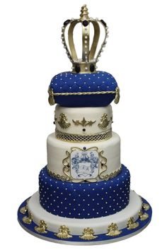 communion #baptism #ceremonial #king #royal #cakes #SanMarcoCakes ...