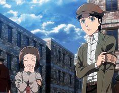 Shingeki no Kyojin - 進撃の巨人: Photo Attack On Titan Series, Attack On Titan Comic, Grisha Jaeger, Anime Manga, Anime Art, Hunter Anime, Titans Anime, Armin, Rwby