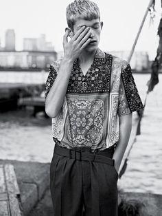 London SE8 3JF photographed by Karim Sadli styled by Joe McKenna for T Magazine.