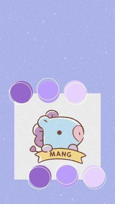 Kawaii Wallpaper, Wallpaper Iphone Cute, Cartoon Wallpaper, Cute Wallpapers, Iphone Backgrounds, Iphone Wallpapers, Wallpaper Backgrounds, Army Wallpaper, Bts Wallpaper