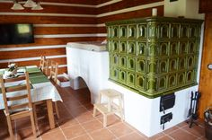 Chalupa Na peci - Ceník - Želnava Plastic Laundry Basket, Divider, Living Room, Chalupa, Furniture, Home Decor, Renting, Night, Houses