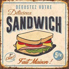 By bruno pozzo Pub Vintage, Vintage Tin Signs, Vintage Diy, Vintage Labels, Vintage Cards, Vintage Paper, Vintage Food, Decoupage Vintage, Vintage Pictures