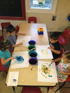 Preschool ideas - website