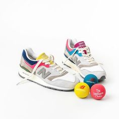quality design 4efe5 f06af  aimeleondore has announced the official release date of their  newbalance  997 collab. The shoe will… – meaty-bowls