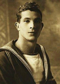 Portrait - unknown Sailor
