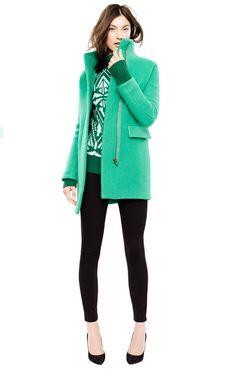 jcrew women color coated - winter 2012