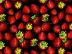 Strawberries, strawberries...strawberiiiiiiiies!