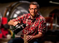 Jacob McKean of Modern Times Beer. #BeerIssue