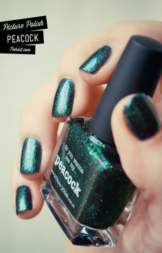 PICTURE POLISH Peacock g