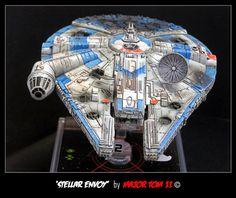 Star Wars X-Wing Miniatures | Stellar Envoy