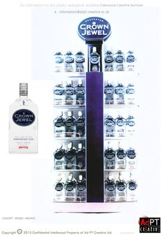 CROWN JEWEL - DUTY FREE MERCHANDISER
