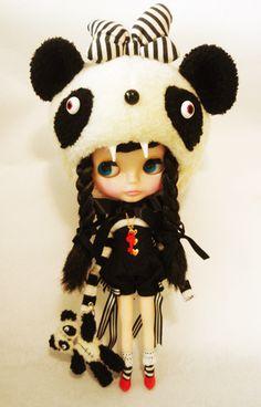 #blythe #panda #juniemoon :)