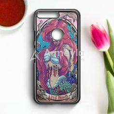The Zombie Mermaid Princess Google Pixel Case | armeyla.com