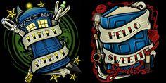 Doctor Who tattoo idea